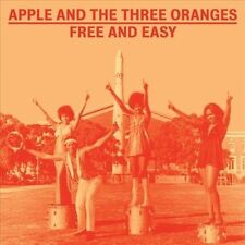 Apple and the Three Oranges - Free And Easy: The Complete Works 1970-1975 CD NEW