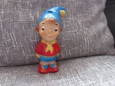COLLECTABLE VINTAGE SOFT RUBBER TYPE NODDY TOY FROM COMBEX TOYS OF ENGLAND