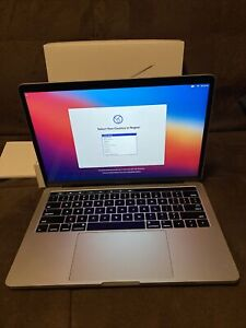 "Apple MacBook Pro 13"" 16GB RAM 512GB SSD Laptop with Touchbar -October, 2016"