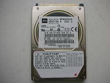 """Toshiba MK8025GAS 80gb FKN5GA A5A000465 2,5"""" IDE"""