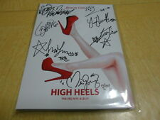 KOREA CD/Brave Girls - High heels (3rd mini album) Signed!