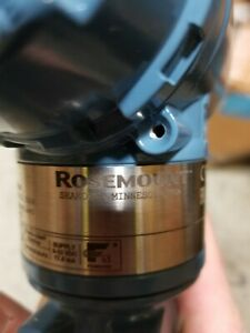 Rosemount 150psi/10.3BAR Pressure Transmitter