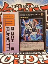 NUMERO10 ILLUMINOCAVALIERE  in ITALIANO YUGIOH COMUNE originale mint