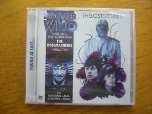 Doctor Who The Rosemariners, 2012 Big Finish audio book CD *SEALED*