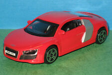 Audi R8  1:43 diecast metal model 1/43 scale NEW TOY