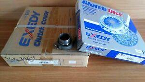Clutch Kit fits Isuzu Opel Trooper Bighorn UBS Vauxhall Monterey 3.0 DTi 4JX1