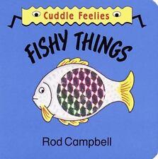 Fishy Things Random House Cuddle Feelies