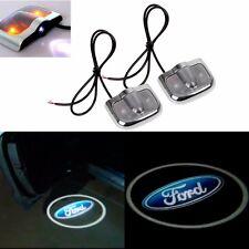 LED Light Logo Emblem symbol sign badge Under Door Step courtesy car No Drill D