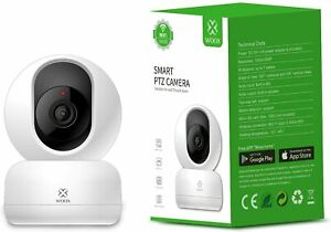 WOOX R4040 Smart Home 360° Kamera Security Cam 1080P IP Camera WLAN Wifi Indoor