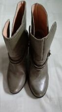 Fossil DIDI belted boots 7.5M  retail $178 PRISTINE CONDITION
