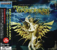 Mors Principium Est - Liberation=Termination [New CD] Bonus Track, Japan - Impor