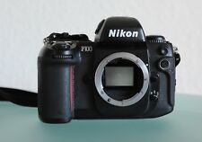 Nikon f100 35 mm SLR Camera (Body Only) incl. Original Manual