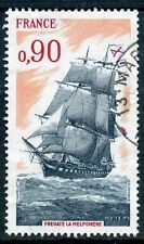 STAMP / TIMBRE FRANCE OBLITERE N° 1862 BATEAU ECOLE VOILIER