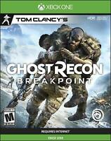 Tom Clancy's Ghost Recon Breakpoint ( Xbox One )