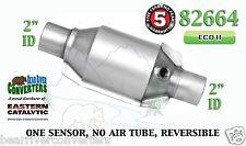 "82664 Eastern Universal Catalytic Converter ECO II Catalyst 2"" Pipe 8"" Body"