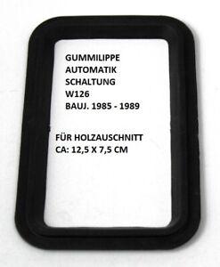 Gummi Gummilippe Schaltung für Mercedes W126 1985 bis 1989 neu
