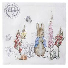 Beatrix Potter Peter Rabbit Napkins