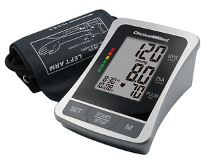 ChoiceMMed BP11 Digital Fully Automatic Upper Arm Blood Pressure Monitor NEW