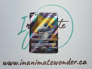 Jirachi GX Full Art 79a Unified Minds ULTRA RARE NEAR MINT Pokemon