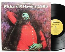 Richie Havens Original Verve Forecast 2LP Folk Psych