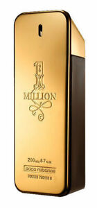 PACO RABANNE One Million 100ml EDT for Men Spray Genuine NEW WITHOUT BOX
