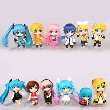 Anime Hatsune Miku Selection Nendoroid Petite PVC Figure Toy Gift 12pcs NEW AU