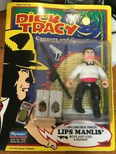 Playmates/Disney Dick Tracy Coppers and Gangsters - Lips Manlis' Figure Rare