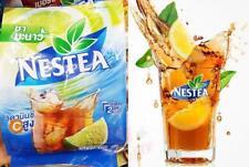 NESTEA Thai Lemon Iced Tea Mixes Powder High Vitamin C Drink 18 sticks x 13g.