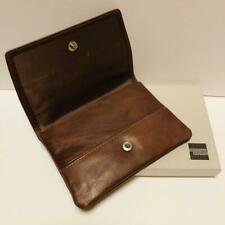 American Express Centurion Platinum card limited Italian Leather Tissue Case NEW