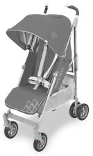 Maclaren Techno XT Baby Full Size Umbrella Fold Single Stroller Charcoal/Silver