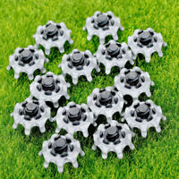 14Pcs Replacement Golf Shoes Spikes Studs Cleats Fast Winding For TriLok Footjoy