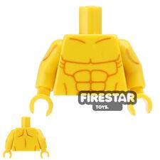 LEGO Minifigure Custom Printed Torso - Muscles