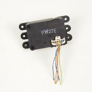 Genuine 97-02 Mazda Capella 626 GF Auto Heater Control Motor Actuator