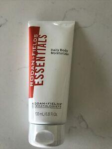 Rodan And Fields Daily Body Moisturizer Essentials 200 ml Sealed New tube