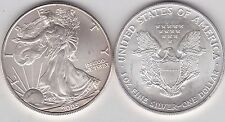 USA 1 OUNCE 2003 SILVER EAGLE IN NEAR MINT CONDITION