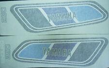 Yamaha DT250MX DT400MX Modelo Kit Completo Pintura Calcomanía
