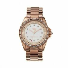 Juicy Couture Women's Charlotte Crystal Stainless Steel Watch 1901367