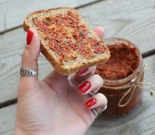 Adjika Megrelian Red, Real honest, fresh with walnut (Аджика с орехом), handmade