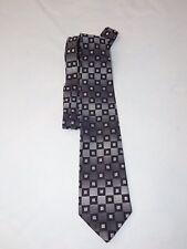 Cravates, nœuds papillon et foulards gris en polyester pour homme ... 612a48b3fdc
