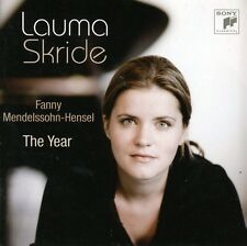 Lauma Skride - Fanny Mendelssohn-Hensel: The Year [New CD]