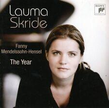 Lauma Skride - Fanny Mendelssohn-Hensel: The Year [New CD]