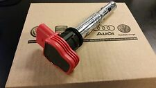 New OEM VW AUDI 06E905115F Red Engine Ignition Coil Pack FSI