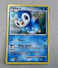 POKEMON PIPLUP DP03 DIAMOND & PEARL BLACK STAR PROMO NEW UNUSED FREE SHIP