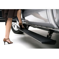 AMP Research 75137-01A Black PowerStep Running Board for Toyota Tundra & Sequoia