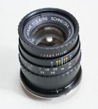 Robot Schneider Tele Xenar 90/3.8 in Leica M mount usable on Fujifilm GFX 50S