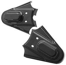 Kuryakyn Phantom Swingarm Axle Covers Black #8202 Harley Davidson