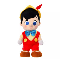 Disney Store Japan Pinocchio Plush Doll nuiMOs New