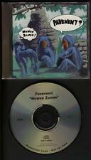 PAVEMENT Wowee Zowee  1995 ROUGH TRADE PROMO CD ALBUM MINT