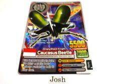 Animal Kaiser Evolution Evo Version Ver 5 Silver Card (A127E: Caucasus Beetle)