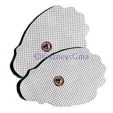 Electrode Pads (4) Large - ELIKING, ISMART, ELITE and AURAWAVE Compatible